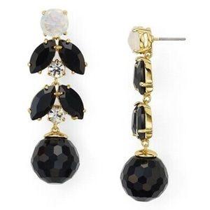 Kate Spade Be Bold Rhinestone Dangle Earrings